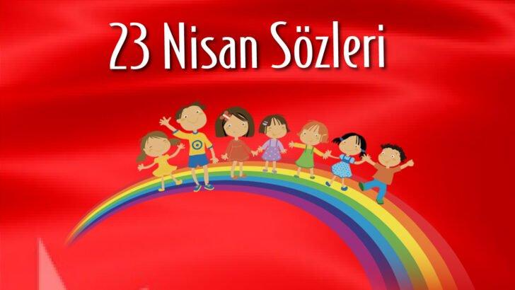 23 Nisan şiirleri, mesajları ve sözleri: En güzel, kısa ve uzun 2-4- 6 kıtalık 23 Nisan Ulusal Egemenlik ve Çocuk Bayramı ile ilgili kısa uzun şiirler